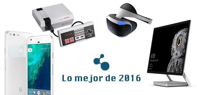 Lo mejor de 2016