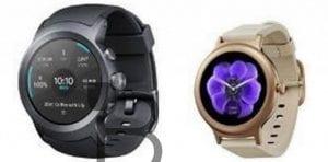LG Watch Style y Sport