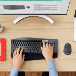 teclado MK850