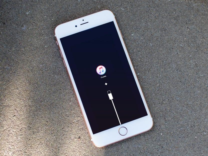 iPhone modo DFU