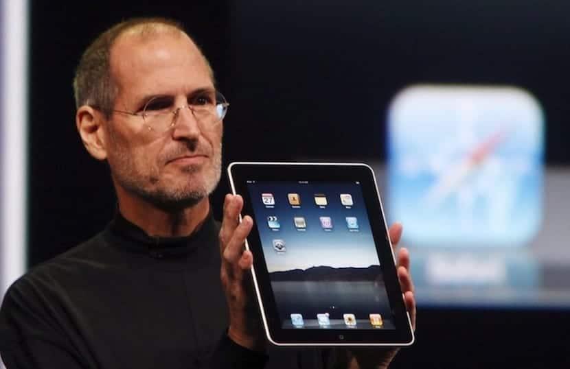 Hoy se cumplen 7 años del lanzamiento del iPad