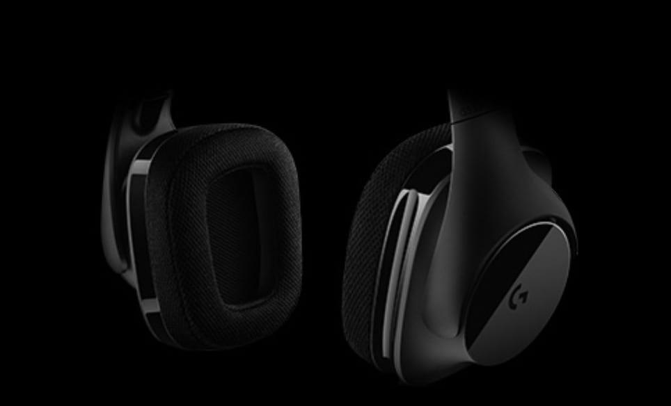 Logitech presenta los nuevos auriculares inalámbricos Logitech G533