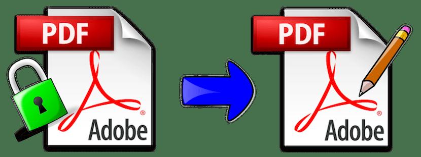 Elimina cualquier contraseña que te impida acceder al contenido de un PDF