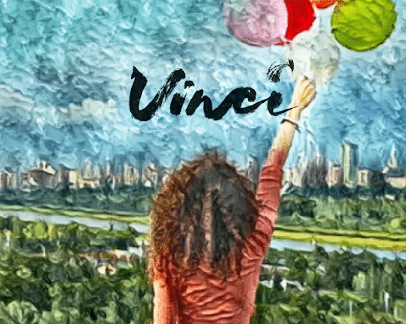 transformar fotografías en dibujos Vinci Android