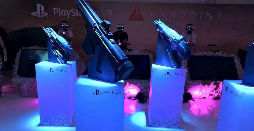 Desafio Farpoint VR