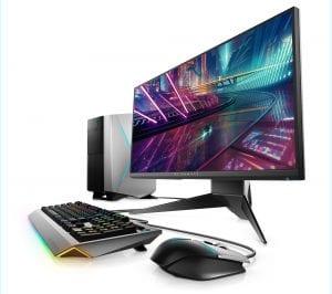 Dell y Alienware - Nuevos PCs y periféricos para gaming