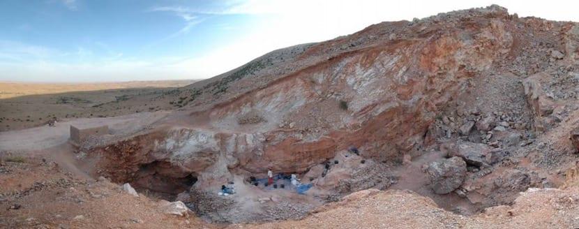 Jebel Irhoud (Marruecos)