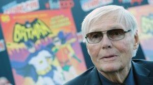Muere Adam West, el Batman de los años sesenta