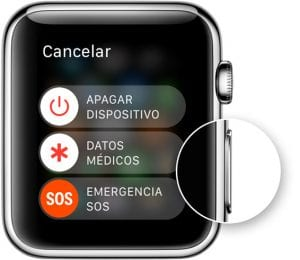 Apple Watch - Reseteo desde el reloj
