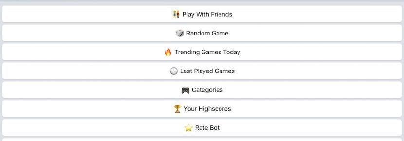 Disfrtua de los juegos en Telegram