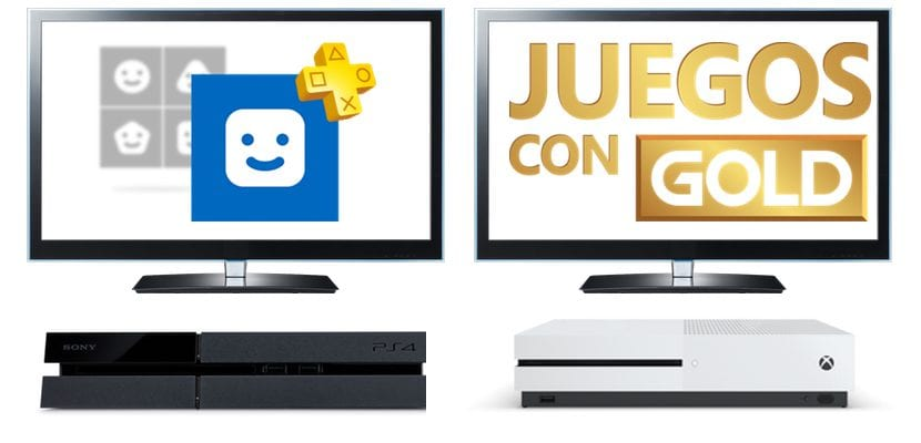 Estos Son Los Juegos Gratuitos De Playstation Plus Y Live With Gold