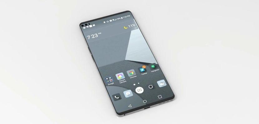 LG V30 a la venta 28 septiembre