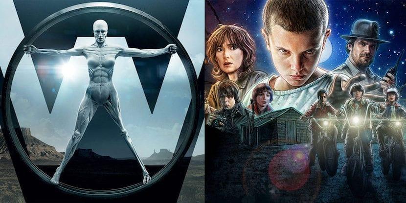 Stranger Things y Westworld triunfan en las nominaciones a los premios Emmy