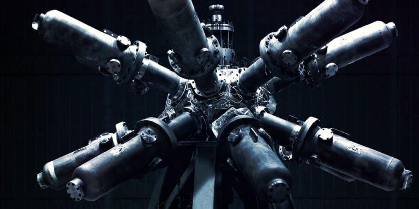 nucleo Tri Alpha Energy