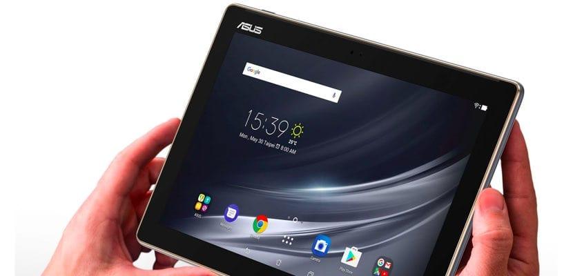 Interfaz ASUS ZenPad 10