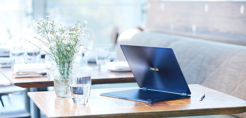Convertible ASUS ZenBook Flip S IFA