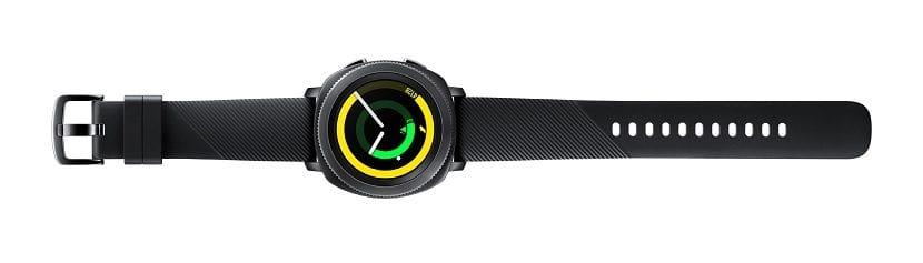 Imagen del Gear Sport de Samsung