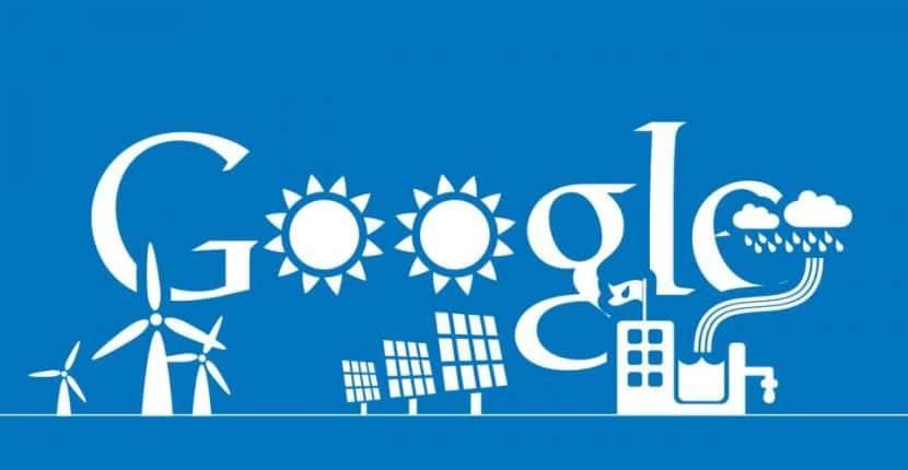 Google renovables