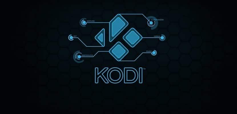 Sistema de gestión de archivos Kodi