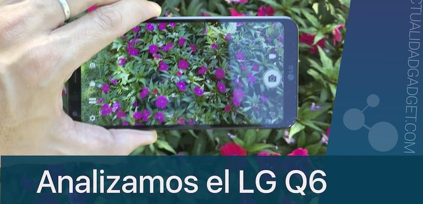 La gama media se viste de guapo, analizamos el LG Q6