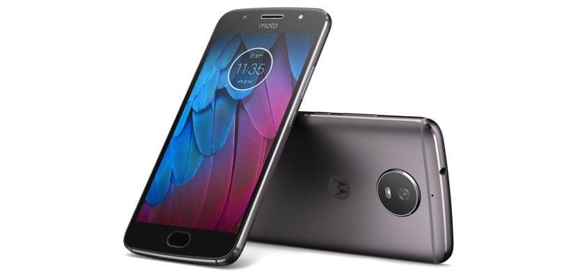 Presentación oficial del Moto G5S