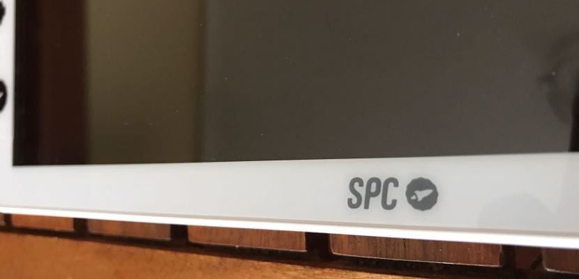 SPC logo frontal