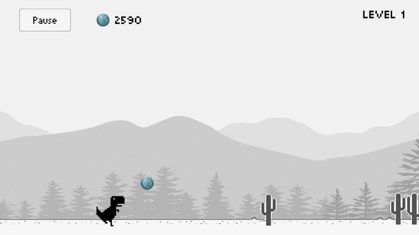 Imagen del juego The Jumping Dino