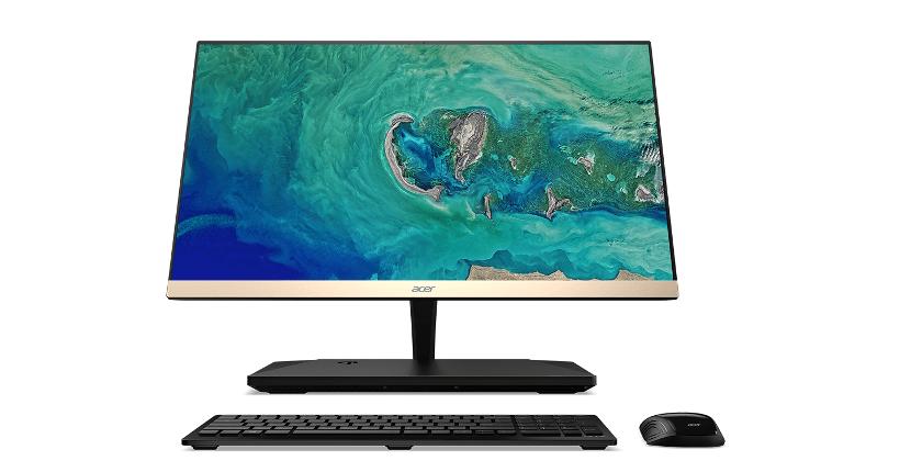 Acer Aspire S24 frente
