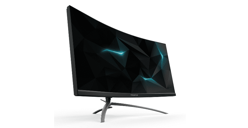 Acer Predator x35 frontal