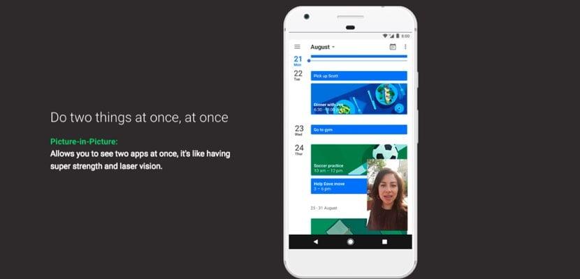 Función Picture-in-Picture en Android Oreo