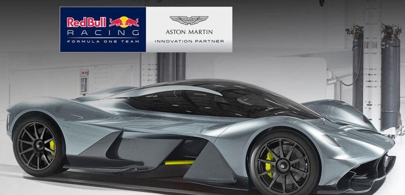 Aston Martin Valkyrie coche eléctrico