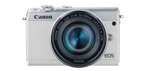 Canon EOS M100 nueva sin espejo