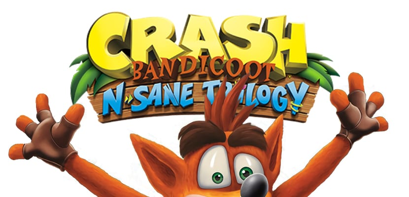 Crash Bandicoot N´Sane Trilogy