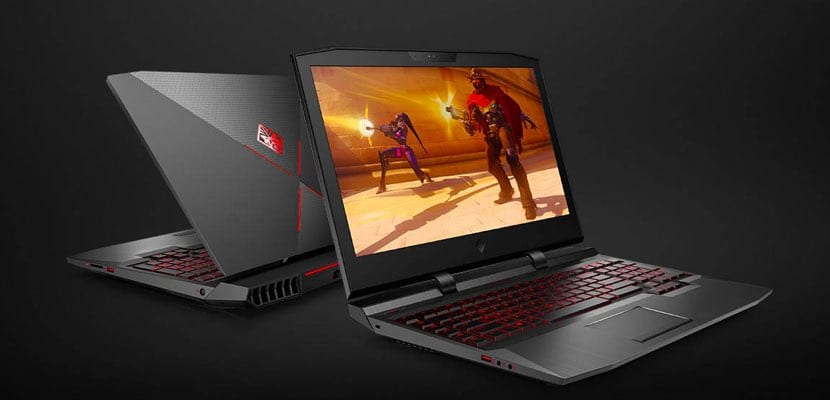 HP OMEn laptop portátil overclocking