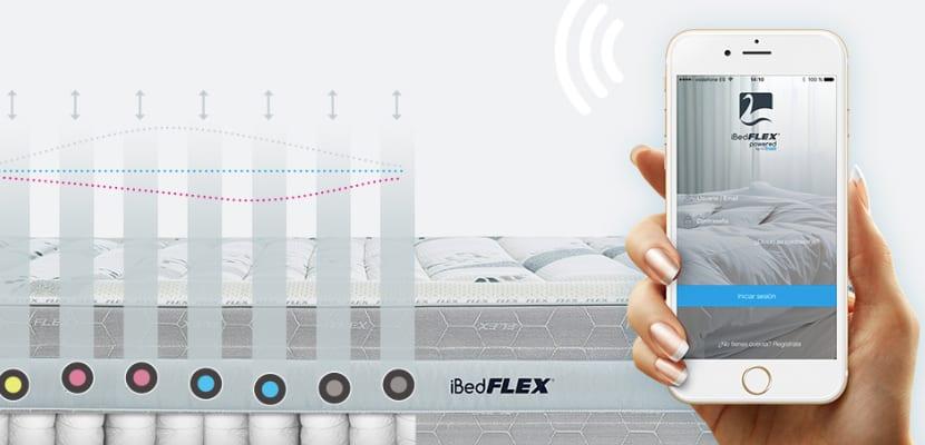 Aplicación iBedFlex