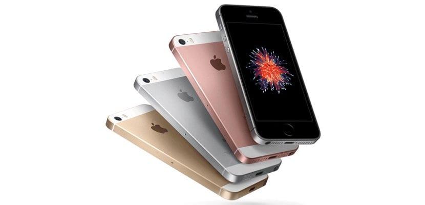 Lanzamiento iPhone SE 2 en primavera de 2018
