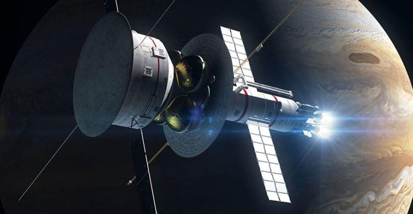 nave interestelar