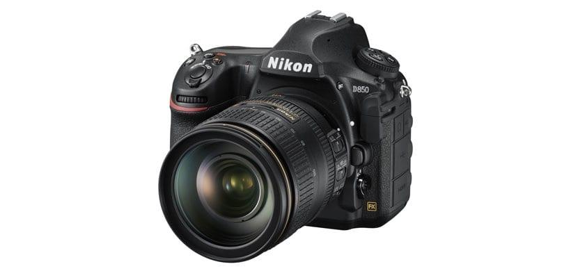 Nikon D850 nueva full frame