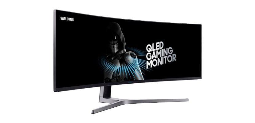 monitor gaming Samsung CHG90 49 pulgadas