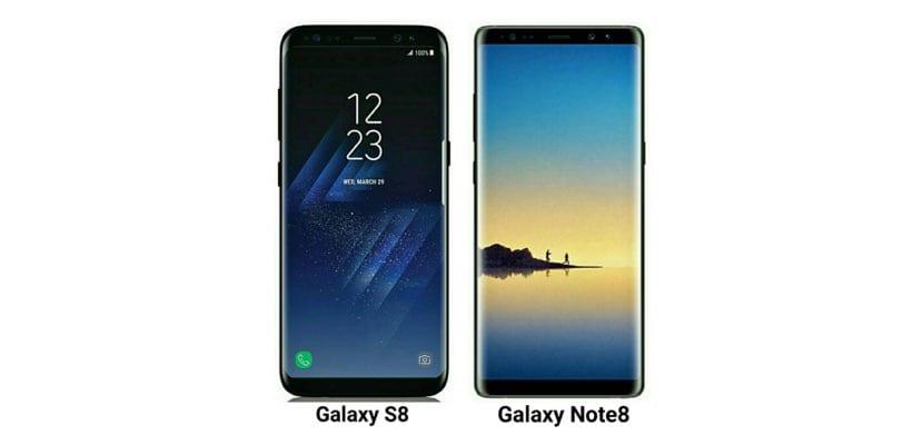 24 de agosto reservas Samsung Galaxy Note 8 España