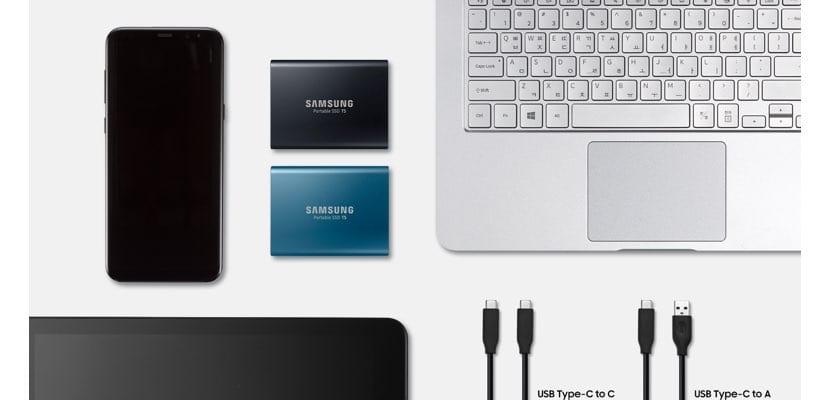 Disco SSD de 2 TB con tamaño de una tarjeta de crédito