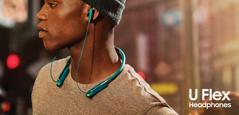 Samsung U Flex auriculares con Bixby