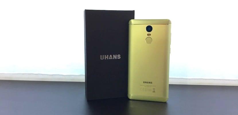Uhans Note 4 - Análisis en español