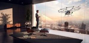 volocopter quiere ser el taxi del futuro