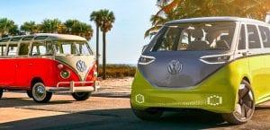 VW Microbus eléctrico confirmado por la compañía
