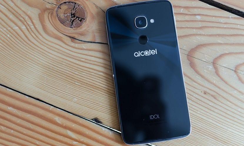 Imagen del Alcatel Idol 5