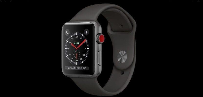 Apple Watch con LTE desvelado en iOS 11 GM