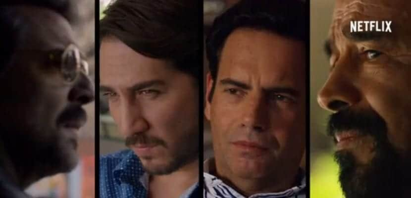 Tercera temporada de Narcos en Netflix
