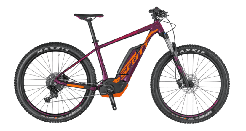 Bicicleta E-Contessa Scott