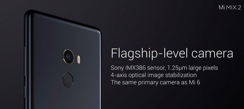 Imagen de la cámara del Xiaomi Mi MIX 2
